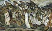 Houses. Circa 1920-1921