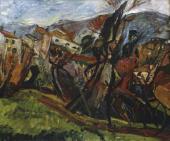 Céret Landscape. 1919