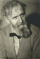 Konstantin Korovin. Photo. Paris. 1930s