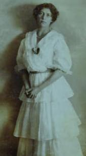 Nadezhda Komarovskaya. Photo. 1910s