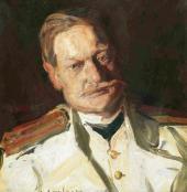 Portrait of Vladimir Telyakovsky. 1901