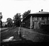 A house in Starovo Photo. 1900s