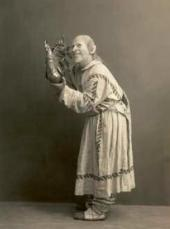 Anton Bonachich as the Astrologer Bolshoi Theatre production, 1909