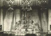 Prologue. Scene from the Bolshoi Theatre production, 1909