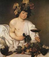 Bacchus. C. 1596