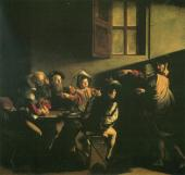 The Calling of St. Matthew. 1599