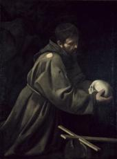 St. Francis. 1606