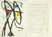 A double-page spread from the book Adrian de Monluc. Le Courtisan grotesque. Par