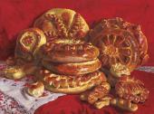 Sergei ANDRIAKA. Homemade Pies. 1996