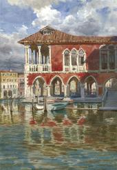 Sergei ANDRIAKA. Venice. 1997