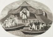 The HENSCHEL brothers Alexander I and Napoleon.