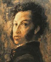Boris TALBERG. Alexander Pushkin. 1980