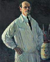 Self-portrait. 1928