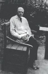 MIKHAIL NESTEROV. July 1940 Bolshevo (By Moscow)