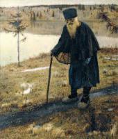 THE HERMIT. 1888-1889
