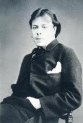 MIKHAIL NESTEROV. Early 1880s.