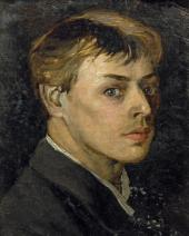 SELF-PORTRAIT. 1882