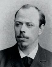 MIKHAIL NESTEROV. Kiev. 1893. Photo