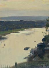 THE RIVER BELAYA. 1909