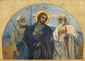 THE ROAD TO EMMAUS. 1896-1897.