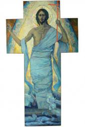 MIKHAIL NESTEROV. THE RESURRECTION OF CHRIST.