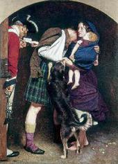 JOHN EVERETT MILLAIS. THE ORDER OF RELEASE, 1746. 1852-1853