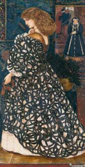 EDWARD COLEY BURNE-JONE. SIDONIA VON BORK, 1560 1860