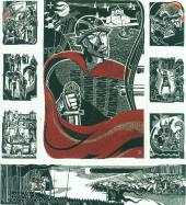 "ALEXANDER NEVSKY. 1969. ""HEROES OF THE RUSSIAN PEOPLE 13TH-15TH CENTURIES"" SERIE"