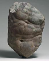 TORSO OF A CENTAUR. 1st century AD