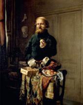 Valery JACOBI. A Peddler. 1858