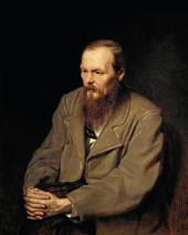 Vasily PEROV. Portrait of the Writer Fyodor Dostoevsky. 1872