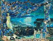 Mikhail VRUBEL. Italy. Night in Naples. 1891