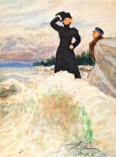 Ilya REPIN. Such Freedom! 1904