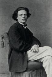 Anton Grigorievich Rubinstein. 1850s