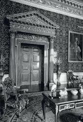 THE SALOON, HOUGHTON HALL. 1948