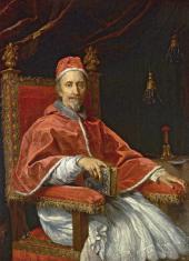 CARLO MARATTA (1625-1713). POPE CLEMENT IX. 1669