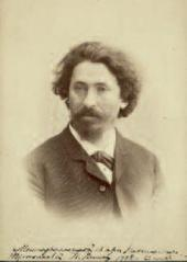 Ilya Repin. 1884