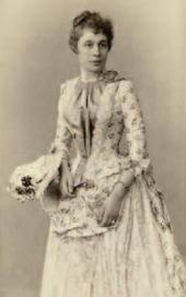 Vera Pavlovna Ziloti, née Tretyakova. 1887