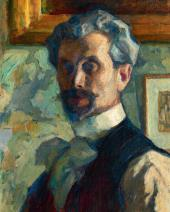 Self-portrait. 1900s