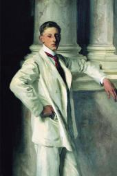 JOHN SINGER SARGENT. THE EARL OF DALHOUSIE. 1900
