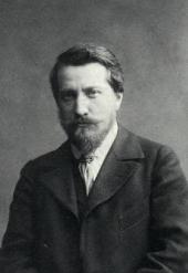 Valentin Serov. Photo. 1900s