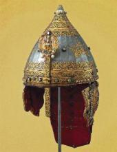THE HELMET OF TSAR MIKHAIL FYODOROVICH