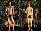 Natalya NESTEROVA. Adam and Eve. 2007