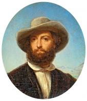 Self-portrait. 1840s