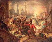The Capture of Kazan. 1847