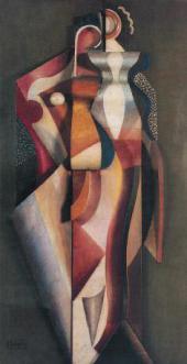 TWO WOMEN. 1920