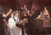 A Family Portrait. 1837