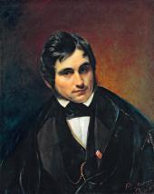 Portrait of Fyodor Bruni. 1844