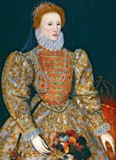 Unknown Netherlandish artist Queen Elizabeth I. c. 1575
