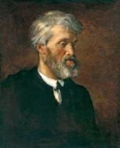 George Frederic WATTS. Thomas Carlyle. 1868